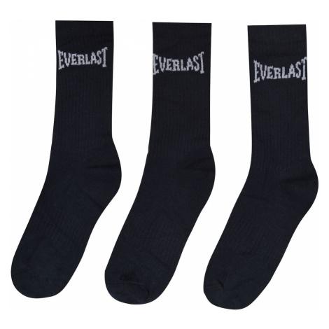 Everlast 3 Pack Crew Socks Mens