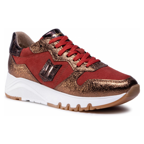 Sneakersy TAMARIS - 1-23752-25 Bronce Comb 914