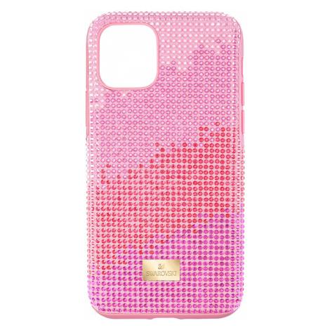 Etui na smartfona High Love, iPhone® 11 Pro, różowe Swarovski