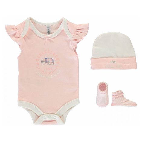 SoulCal 3 Pack Romper Suit Set Baby Soulcal & Co