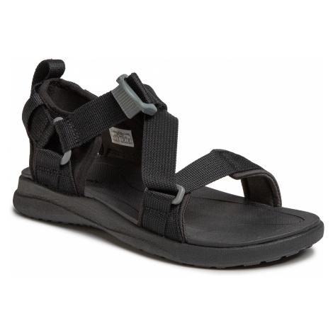 Sandały COLUMBIA - Sandal BM0102 Black/Red Element 010