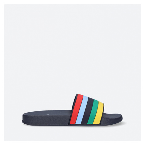 Klapki Happy Socks Stripe STR114-6500