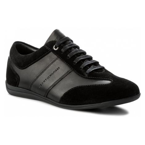 Sneakersy TOMMY HILFIGER - Otis 1C FM0FM01446 Black 990
