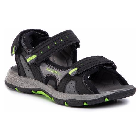 Sandały MERRELL - Panther Sandal 2.0 MK262954 Black