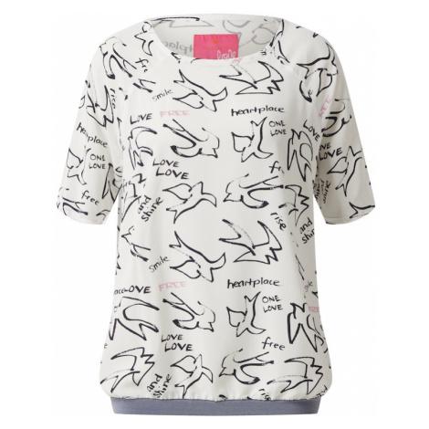 LIEBLINGSSTÜCK Koszulka 'RejaneL' offwhite / mieszane kolory