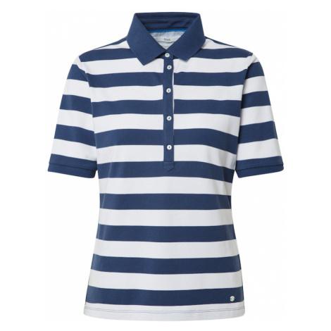 BRAX Koszulka 'Cleo' biały / niebieski