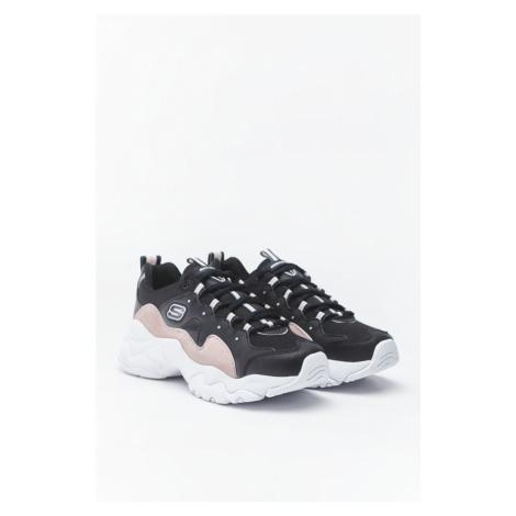 Buty Skechers D'lites 3.0 Zenway Bkpk Black/pink