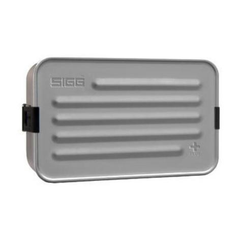 SIGG Pojemnik METAL BOX PLUS L-Czerwony