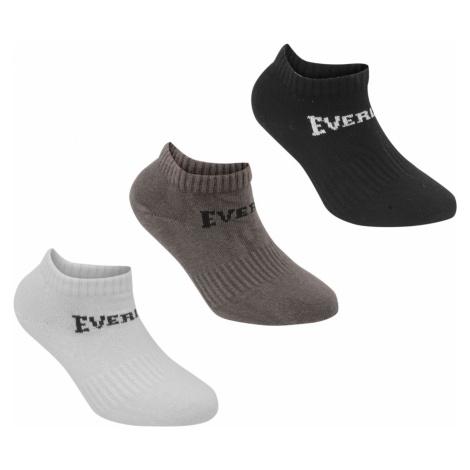 Everlast 3 Pack Trainer Socks Childrens