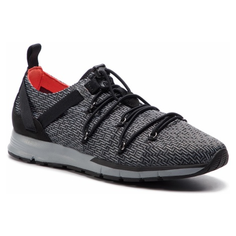 Buty UNDER ARMOUR - Ua W Charged Allaround Spdnt 1296221-040 Gph/Blk/Wht