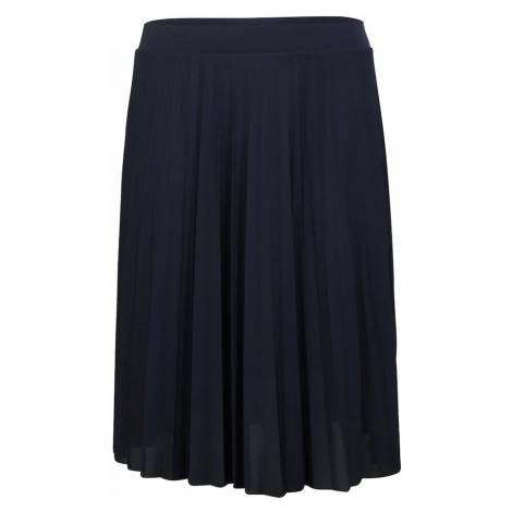 ABOUT YOU Curvy Spódnica 'Connie' granatowy / ciemny niebieski