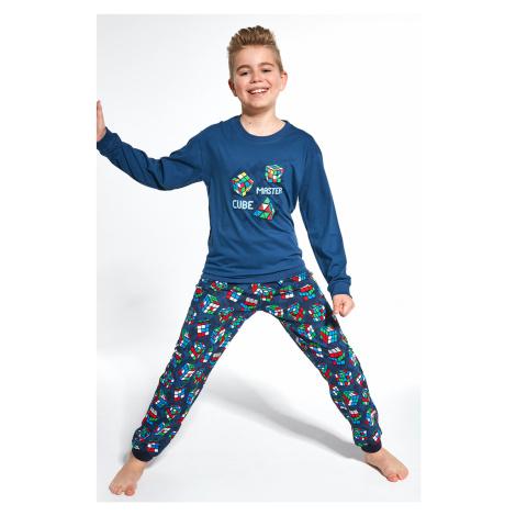 Chłopięca piżama Cube Master Cornette