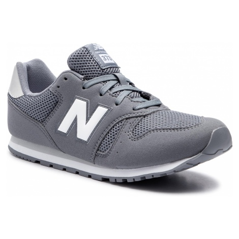 Sneakersy NEW BALANCE - YC373GM Szary