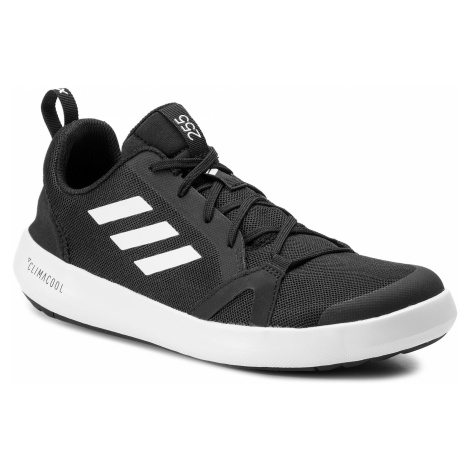 Buty adidas - Terrex Cc Boat BC0506 Cblack/Cwhite/Cblack