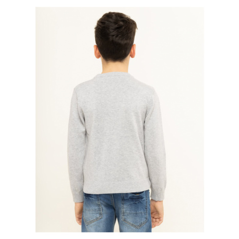 Timberland Sweter T25P15 Szary Regular Fit
