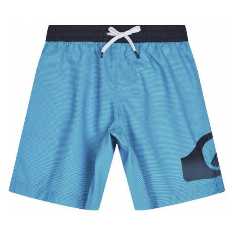 Quiksilver Szorty kąpielowe Dredge 15 EQBJV03275 Niebieski Regular Fit