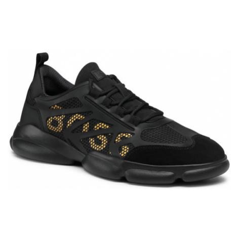 Boss Sneakersy Rapid 50452037 10235009 01 Czarny Hugo Boss