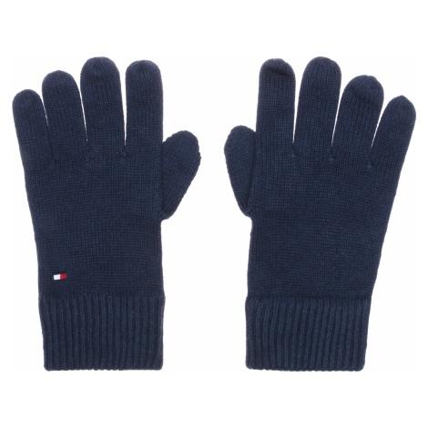 Tommy Hilfiger Rękawiczki Niebieski