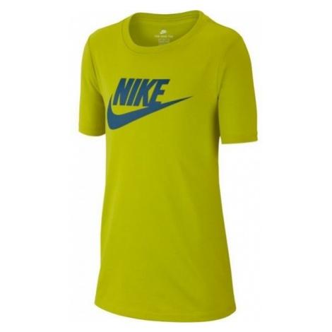 Nike CTN CREW FUT ICON TD TEE YTH - Koszulka chłopięca