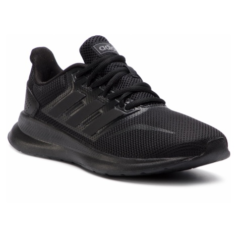 Buty adidas - Runfalcon F36216 Cblack/Cblack/Cblack