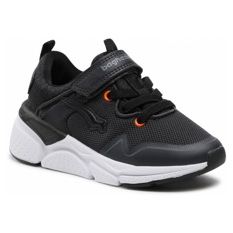 Sneakersy BAGHEERA - Vision Jr 86487-2 C0162 Black/Orange