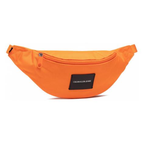 Calvin Klein Jeans Saszetka nerka Waistbag K50K506471 Pomarańczowy