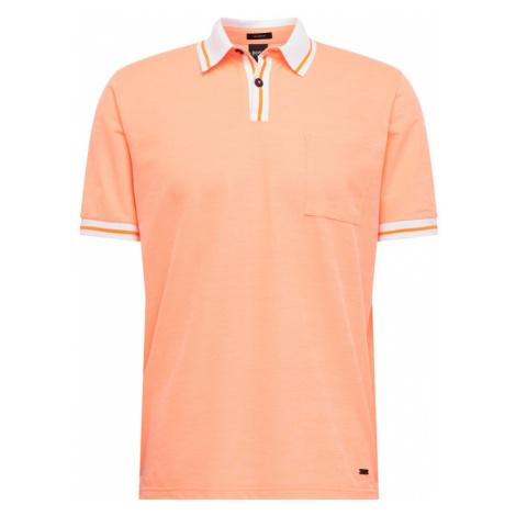 BOSS Koszulka 'Pretend' pomarańczowy Hugo Boss