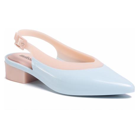 Sandały MELISSA - Cleo Heel Ad 32906 Blue/Pink 5227