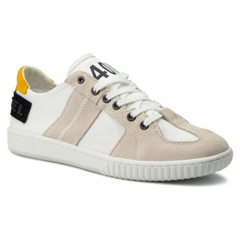 Sneakersy DIESEL - S-Millenium Lc Y01841 PS237 H7126 Vaporous Gray/Freesi
