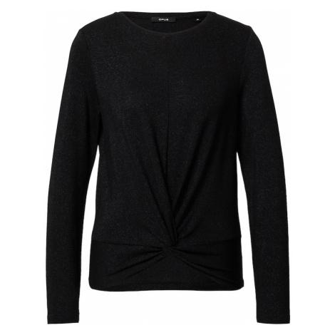 OPUS Sweter 'Suvenia' czarny