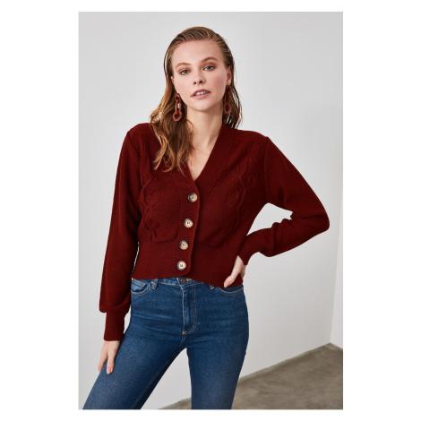 Sweter damski Trendyol Detailed