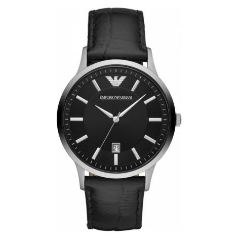 Męskie zegarki Armani