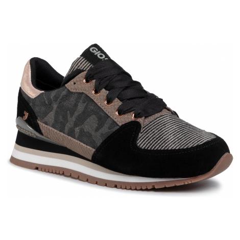 Sneakersy GIOSEPPO - Lisle 58743 Black