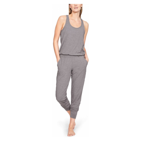 Under Armour Athlete Recovery Sleepwear™ Kombinezon do spania Szary