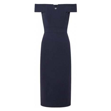 WAL G. Sukienka etui ciemny niebieski