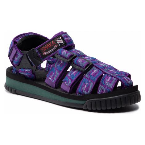 Sandały SHAKA - Hiker 433101 Purple Wave