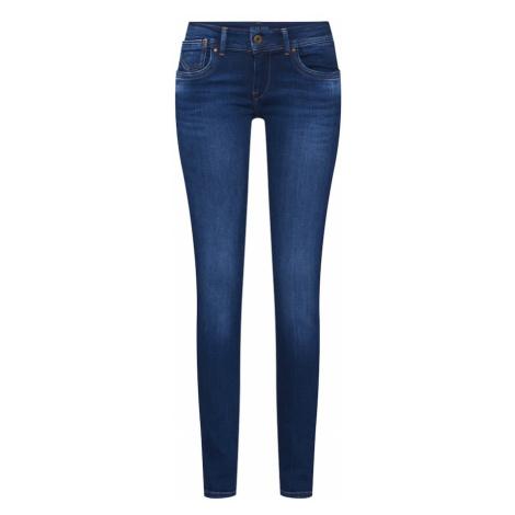 Pepe Jeans Jeansy 'Vera' niebieski denim