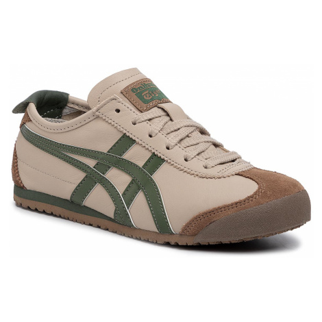 Sneakersy ONITSUKA TIGER - Mexico 66 DL408 Beige/Grass Green 1785