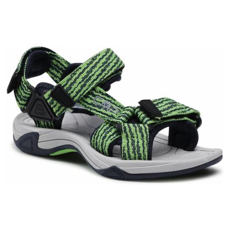 Sandały CMP - Kids Hamal Hiking Sandal 38Q9954 Mela/B.Blue 32EG