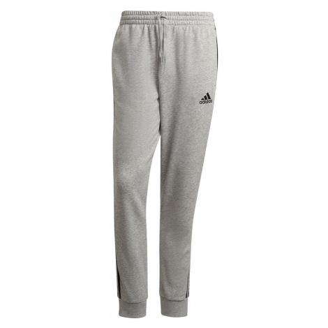 Adidas Essentials Tapered Cuff 3 Stripe Męskie Czarne (GK8889)