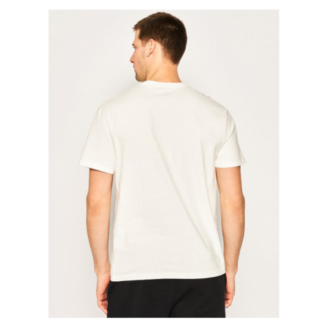 Pepe Jeans T-Shirt Bentley PM506904 Beżowy Loose Fit