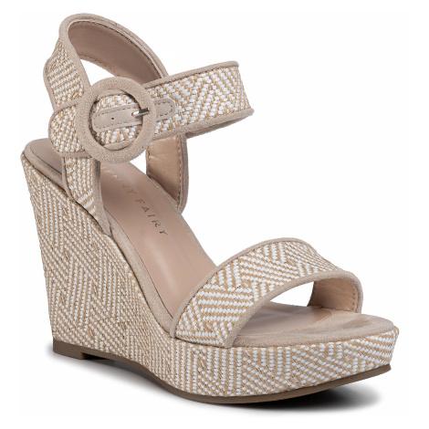 Sandały JENNY FAIRY - WYL2102-3 Beige