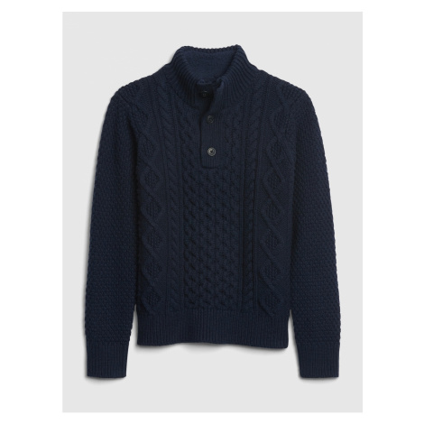 Bluza ze wzorem GAP