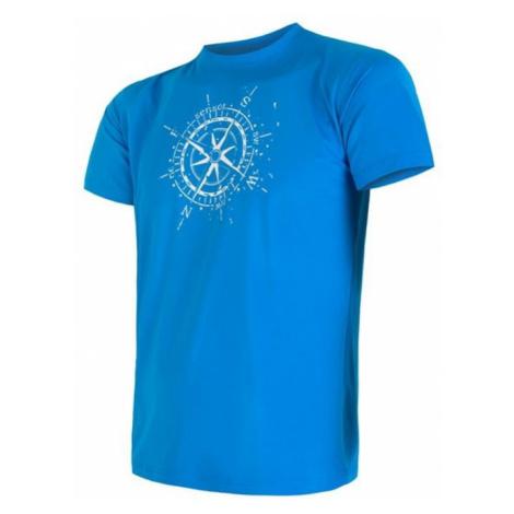 SENSOR Termoaktywna koszulka męska COOLMAX FRESH PT TEE SS-XL-Jasna zieleń
