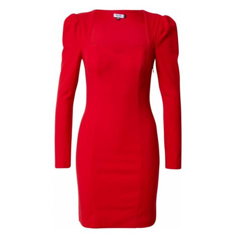 Chi Chi London Sukienka 'Kailee' czerwony