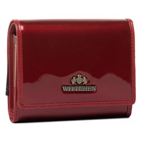 Wittchen Mały Portfel Damski 25-1-070-3 Czerwony