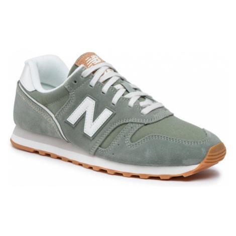 New Balance Sneakersy ML373SF2 Zielony