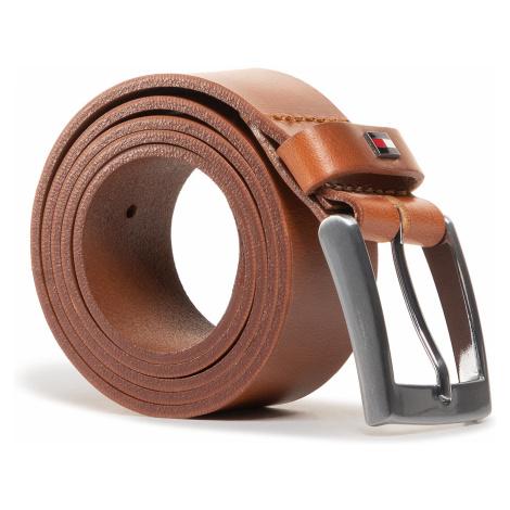 Pasek Męski TOMMY HILFIGER - Adan Leather 3.5 AM0AM06321 GB8