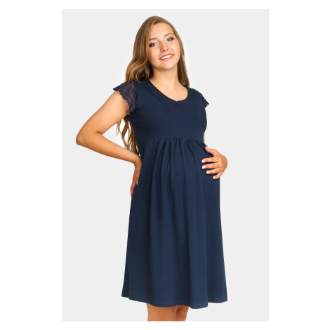 Koszulka ciążowa i do karmienia Litzy