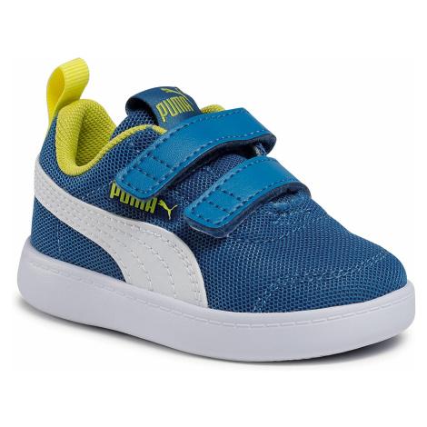 Sneakersy PUMA - Courtflex v2 Mesh V Inf 371759 07 Star Sapphire/Puma White